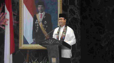 Anies Ingin Warga Jakarta Dilibatkan dalam Penataan Lingkungan