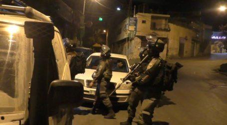 Pasukan Israel Tangkap Delapan Warga Palestina di Tepi Barat dan Al-Quds