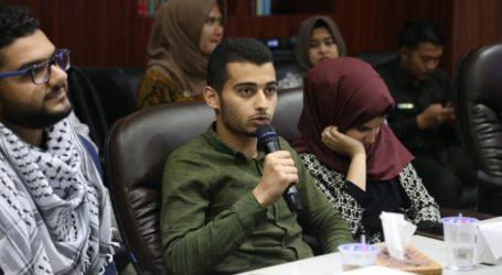 Unila Berikan Beasiswa untuk Lima Pemuda Palestina