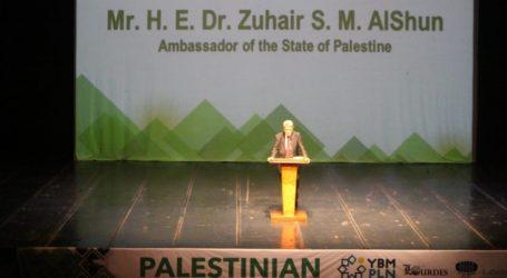 Kedubes Palestina Adakan Malam Kebudayaan