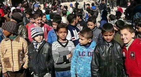 Lagi-Lagi Israel Serbu Sekolah, Dua Siswa Palestina Kritis