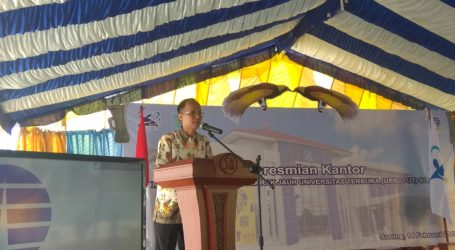 Universitas Terbuka Jangkau Semua Wilayah Papua Barat