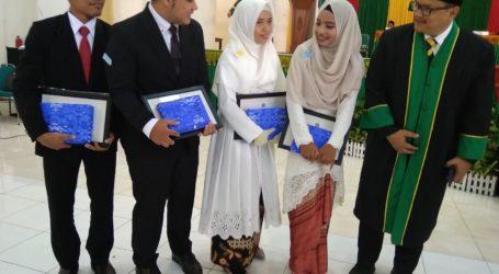 Fakultas Dakwah dan Komunikasi Yudisium 277 Mahasiswa