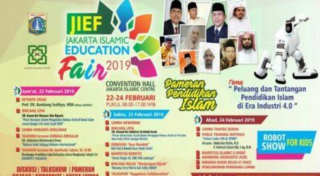 Pameran Pendidikan Islam Jakarta2019 Digelar 22-24 Februari