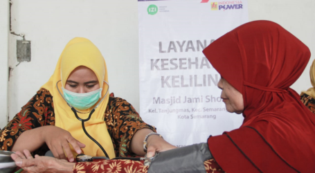Indonesia Power dan Kalimantan Jawa Gas Gelar Pengobatan Gratis di Tambaklorok