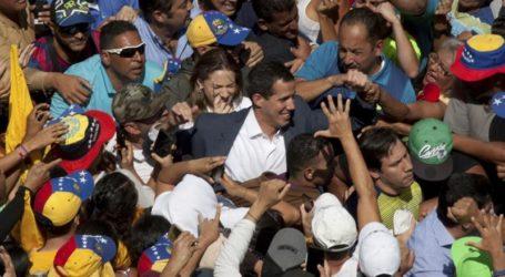 Negara-negara Eropa Akui Guaido sebagai Presiden Venezuela