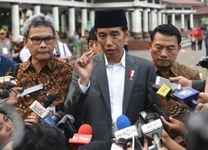 Pasca-Penyerangan Terhadap Wiranto, Presiden Perintahkan Pengamanan Semua Pejabat