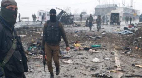 Bom Bunuh Diri JeM Jadi Serangan Terburuk di Kashmir Selama 20 Tahun