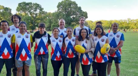 Diplomasi Olahraga Kuatkan Hubungan Indonesia-Australia