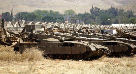 Israel Adakan Latihan Simulasi Perang Hadapi Hizbullah