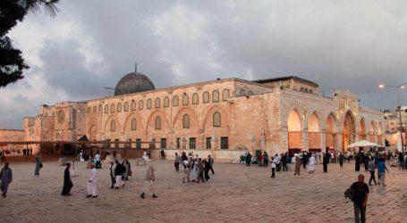 Raja Yordania: Masjid Al-Aqsa Tidak untuk Dibagi