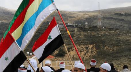 Warga Arab Golan Setia pada Suriah, Tolak Israel