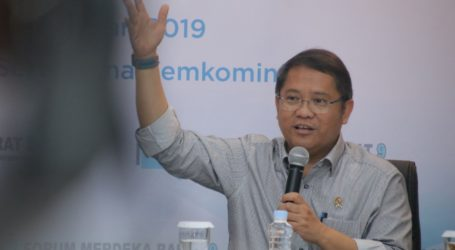 Menkominfo Jawab Isu Tentang Asing Kuasai Unicorn Indonesia