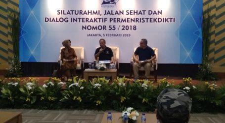 Menristekdikti: Hanya Tiga Perguruan Tinggi Indonesia Masuk 500 Kelas Dunia