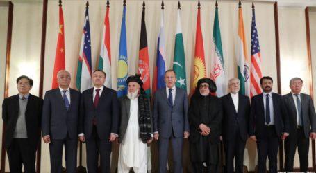 Pemerintah Afghanistan Tidak Hadir dalam Dialog Taliban di Moskow