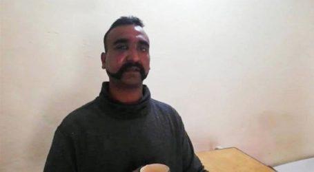 Pilot India yang Ditangkap di Kashmir Akan Dibebaskan