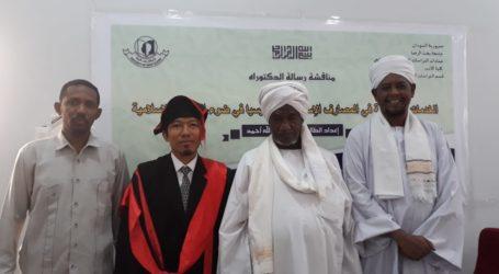 Mahasiswa Indonesia Raih Doktor Keduanya di Universitas Bakht El Ruda Sudan