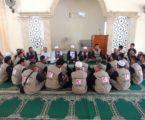 Video Relawan Pembangunan RS Indonesia di Gaza Ucap Selamat Idul Fitri