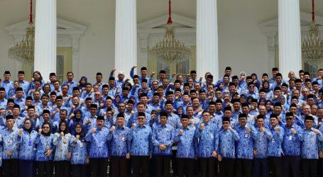 Presiden Jokowi Bahas Masalah Gizi Buruk pada Rakornas KORPRI