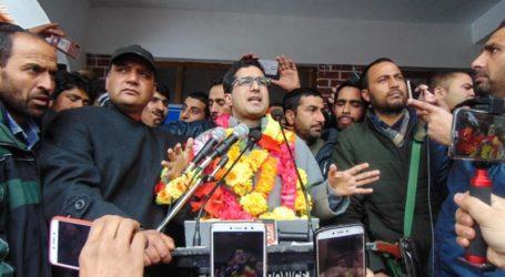Shah Faesal Politisi Muda Harapan Baru Muslim Kashmir
