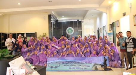 Wisata Literasi, Santri Subang Belajar Halal Ke LPPOM MUI