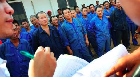 Kemenkumham Periksa Dokumen TKA di Nagan Raya