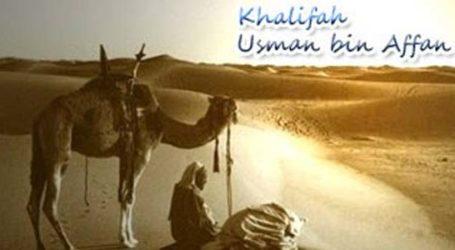 Sejarah Khalifah: Utsman bin Affan, Pemilik Dua Cahaya