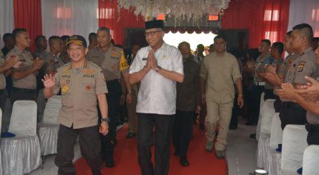 Kapolri Mengaku Deg-degan Saat ke Aceh