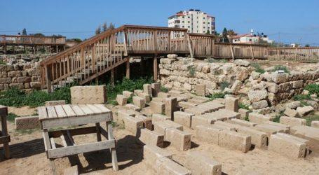 Biara St. Hilarion, Saksi Sejarah Palestina