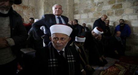 Menag Palestina: Penahanan Pejabat Dewan Wakaf Islam di Al-Quds Pertanda Kegagalan Israel