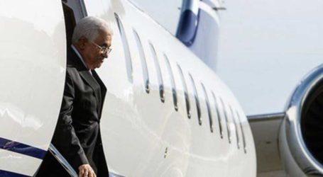 Presiden Abbas Tiba di Mesir Hadiri KTT Arab-Eropa Pertama