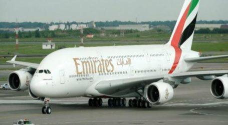 Emirates Airline Tangguhkan Penerbangan ke Afghanistan dan Pakistan