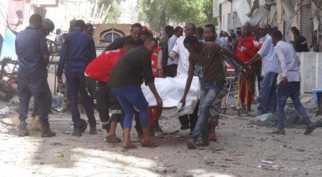 Serangan Bom Tewaskan 12 Orang di Mogadishu