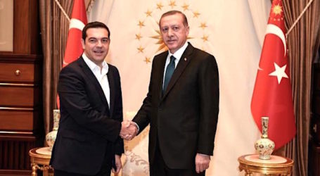Erdogan Sarankan Masjid Yunani Dibuka