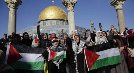 Sejumlah Organisasi di Palestina Serukan Aksi Peringati Hari Nakbah ke-71