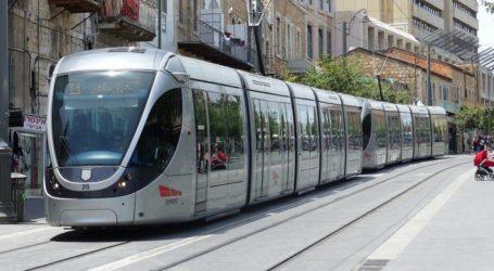 Perusahaan dan Pekerja Spanyol Tolak Bangun Jalan Kereta Api Yerusalem