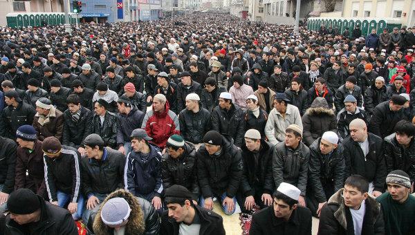 Muslim di Rusia Terus Berkembang