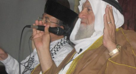 Maklumat Wafatnya Imam Masjid Al-Aqsa Syaikh Mahmoud Sheyam (Oleh: Imaam Yakhsyallah Mansur)