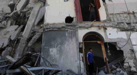 Israel Paksa Warga Palestina Hancurkan Rumahnya