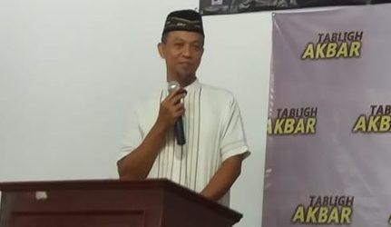 Tablig Akbar Tanjungsari: Bersatu Sambut Seruan Allah dan Rasul