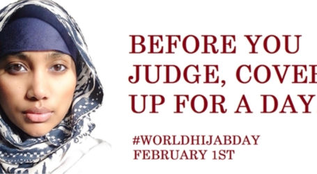 Hari Hijab Dunia 1 Februari Diperingati