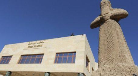 Museum Irak Pamerkan 2.000 Artefak yang Sebelumnya Dijarah