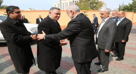 Koordinator Perdamaian PBB Kunjungi Gaza