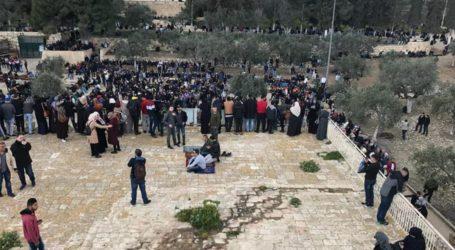 Badan Wakaf Al-Quds: Gerbang Ar-Rahmah Akan Tetap Terbuka