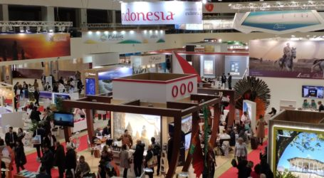Pikat Wisatawan Rusia, Indonesia Ikuti Pameran Pariwisata di Moskow
