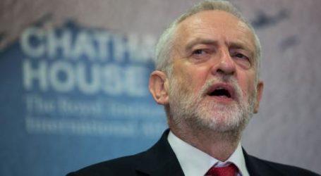 Pemimpin Partai Buruh Seru Inggris Kecam Pembunuhan Israel atas Rakyat Palestina