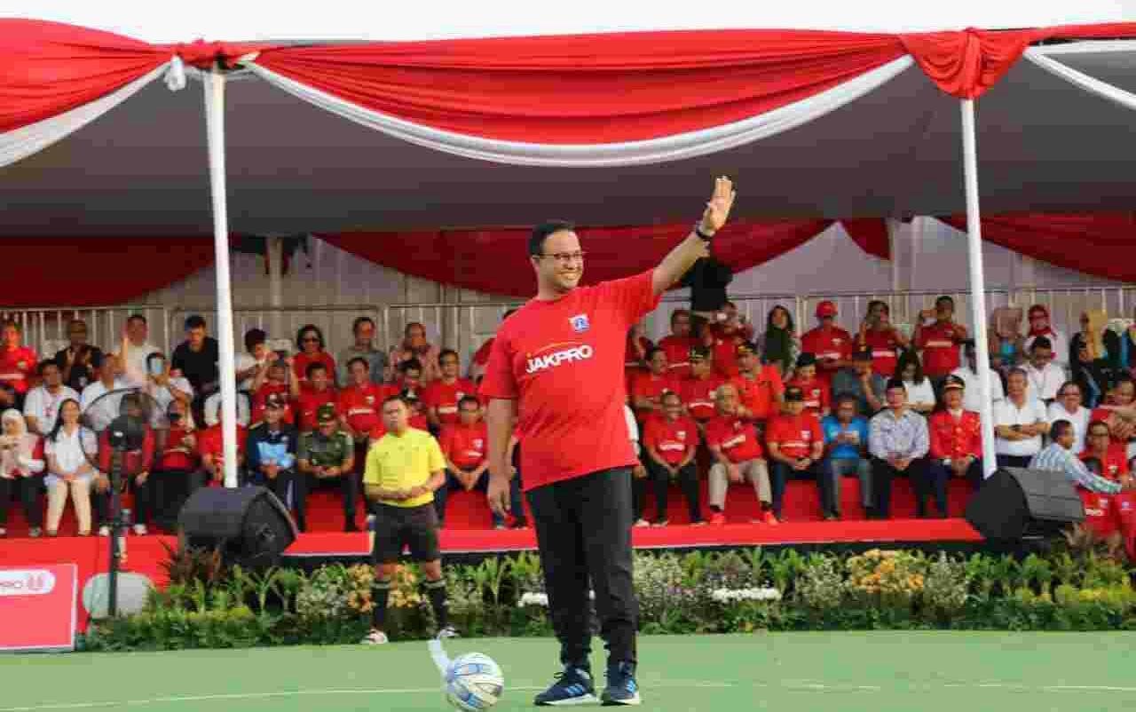 Jakarta International Stadium Image: Anies Baswedan Resmikan Dimulainya Pembangunan Jakarta