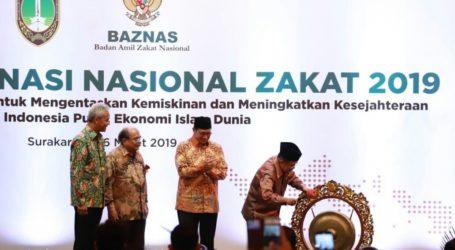 Rakornas Zakat, JK: Wajib Bayar Zakat dalam Islam