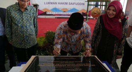 Gedung PPG UIN Syarif Hidayatullah Diresmikan