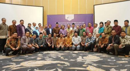 Workshop Kurikulum Universitas Islam Internasional Indonesia